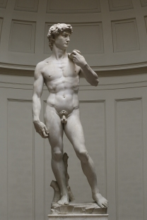 David by Michelangelo Florence Galleria dell'Accademia