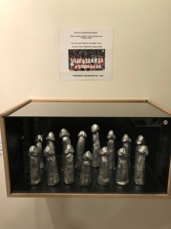 Penises of handball team